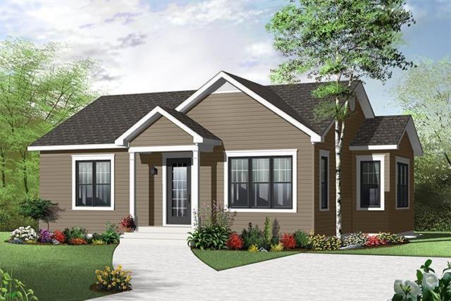 Custom 2 bed 1 bath 900 square foot home build turnkey PEI contractor